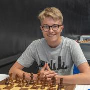 Hampus Sörensen tvåa i Junior-SM Thumbnail