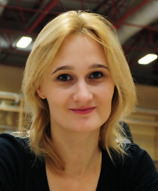 Viktorija Cmilyte förstärkte Rockaden. Foto Calle Erlandsson