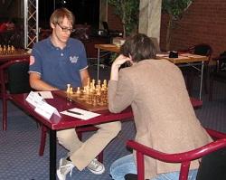Erik i kampen mot Nils.