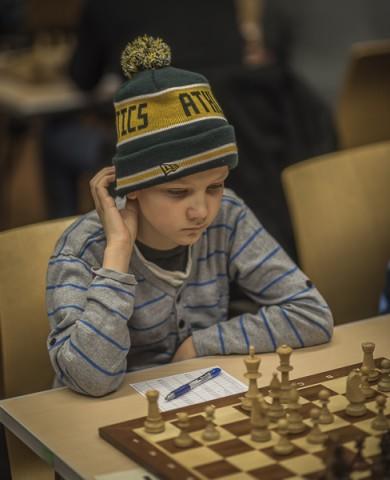 Alexander Isaksson funderar. Foto Lars OA Hedlund