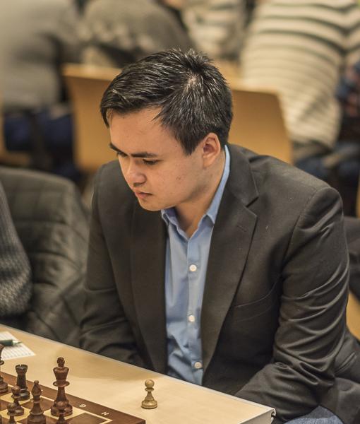 Martin Lokander är på väg mot en stortävling. Foto Lars OA Hedlund