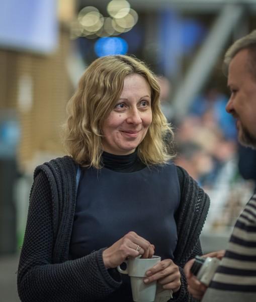 Monika Socko avslutade med fem raka segrar! Foto Lars OA Hedlund
