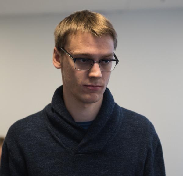 Erik Blomqvist fortsätter imponera med sin andra raka vinst. Foto Lars OA hedlund